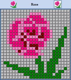 Cool INSIGNIA Rose